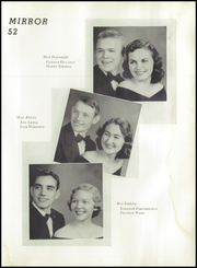 Andrew Lewis High School - Pioneer Yearbook (Salem, VA) online yearbook collection, 1952 Edition, Page 49