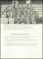 Andrew Lewis High School - Pioneer Yearbook (Salem, VA) online yearbook collection, 1953 Edition, Page 125 of 200