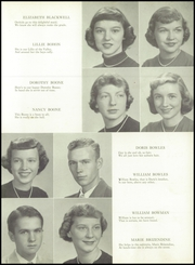 Andrew Lewis High School - Pioneer Yearbook (Salem, VA) online yearbook collection, 1953 Edition, Page 23 of 200