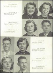Andrew Lewis High School - Pioneer Yearbook (Salem, VA) online yearbook collection, 1953 Edition, Page 29