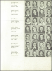 Andrew Lewis High School - Pioneer Yearbook (Salem, VA) online yearbook collection, 1953 Edition, Page 55