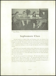 Andrew Lewis High School - Pioneer Yearbook (Salem, VA) online yearbook collection, 1953 Edition, Page 56 of 200