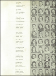 Andrew Lewis High School - Pioneer Yearbook (Salem, VA) online yearbook collection, 1953 Edition, Page 57