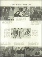 Andrew Lewis High School - Pioneer Yearbook (Salem, VA) online yearbook collection, 1953 Edition, Page 98 of 200