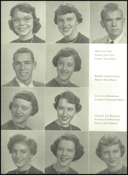 Andrew Lewis High School - Pioneer Yearbook (Salem, VA) online yearbook collection, 1954 Edition, Page 34 of 184