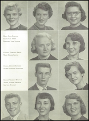 Andrew Lewis High School - Pioneer Yearbook (Salem, VA) online yearbook collection, 1954 Edition, Page 35