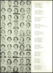 Andrew Lewis High School - Pioneer Yearbook (Salem, VA) online yearbook collection, 1954 Edition, Page 50