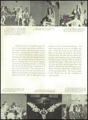 Andrew Lewis High School - Pioneer Yearbook (Salem, VA) online yearbook collection, 1954 Edition, Page 92 of 184