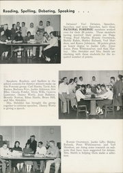 Andrew Lewis High School - Pioneer Yearbook (Salem, VA) online yearbook collection, 1955 Edition, Page 107