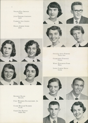 Andrew Lewis High School - Pioneer Yearbook (Salem, VA) online yearbook collection, 1955 Edition, Page 29 of 176