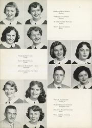 Andrew Lewis High School - Pioneer Yearbook (Salem, VA) online yearbook collection, 1955 Edition, Page 30
