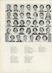Andrew Lewis High School - Pioneer Yearbook (Salem, VA) online yearbook collection, 1955 Edition, Page 50