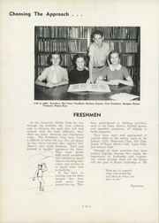 Andrew Lewis High School - Pioneer Yearbook (Salem, VA) online yearbook collection, 1955 Edition, Page 58