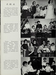 Andrew Lewis High School - Pioneer Yearbook (Salem, VA) online yearbook collection, 1956 Edition, Page 110 of 182