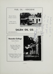 Andrew Lewis High School - Pioneer Yearbook (Salem, VA) online yearbook collection, 1956 Edition, Page 141