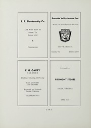 Andrew Lewis High School - Pioneer Yearbook (Salem, VA) online yearbook collection, 1956 Edition, Page 150