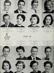 Andrew Lewis High School - Pioneer Yearbook (Salem, VA) online yearbook collection, 1956 Edition, Page 34