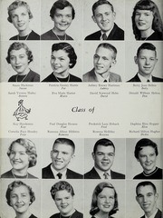 Andrew Lewis High School - Pioneer Yearbook (Salem, VA) online yearbook collection, 1956 Edition, Page 36