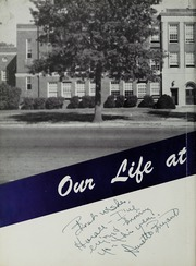 Andrew Lewis High School - Pioneer Yearbook (Salem, VA) online yearbook collection, 1956 Edition, Page 4