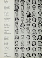 Andrew Lewis High School - Pioneer Yearbook (Salem, VA) online yearbook collection, 1956 Edition, Page 50