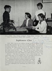 Andrew Lewis High School - Pioneer Yearbook (Salem, VA) online yearbook collection, 1956 Edition, Page 53 of 182