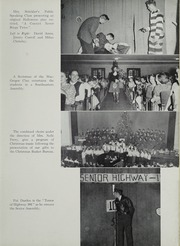 Andrew Lewis High School - Pioneer Yearbook (Salem, VA) online yearbook collection, 1956 Edition, Page 87