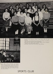 Andrew Lewis High School - Pioneer Yearbook (Salem, VA) online yearbook collection, 1957 Edition, Page 116 of 192