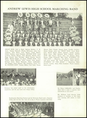 Andrew Lewis High School - Pioneer Yearbook (Salem, VA) online yearbook collection, 1959 Edition, Page 105