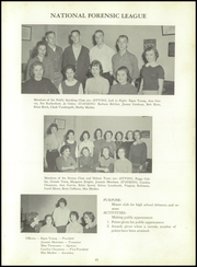 Andrew Lewis High School - Pioneer Yearbook (Salem, VA) online yearbook collection, 1959 Edition, Page 89 of 184