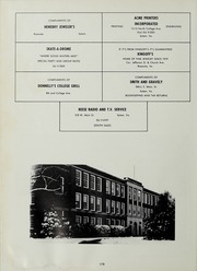 Andrew Lewis High School - Pioneer Yearbook (Salem, VA) online yearbook collection, 1961 Edition, Page 182 of 188