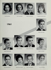 Andrew Lewis High School - Pioneer Yearbook (Salem, VA) online yearbook collection, 1961 Edition, Page 21