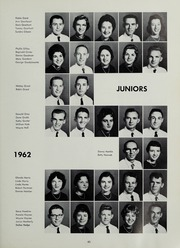 Andrew Lewis High School - Pioneer Yearbook (Salem, VA) online yearbook collection, 1961 Edition, Page 49