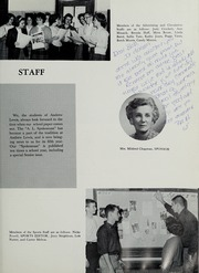 Andrew Lewis High School - Pioneer Yearbook (Salem, VA) online yearbook collection, 1962 Edition, Page 121