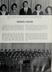 Andrew Lewis High School - Pioneer Yearbook (Salem, VA) online yearbook collection, 1962 Edition, Page 125