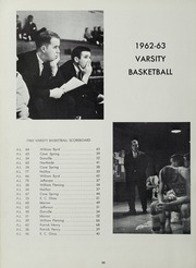 Andrew Lewis High School - Pioneer Yearbook (Salem, VA) online yearbook collection, 1963 Edition, Page 102
