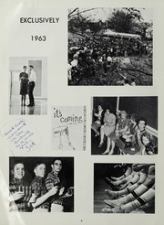 Andrew Lewis High School - Pioneer Yearbook (Salem, VA) online yearbook collection, 1963 Edition, Page 12