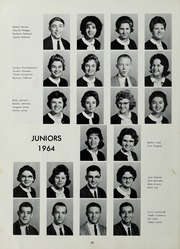 Andrew Lewis High School - Pioneer Yearbook (Salem, VA) online yearbook collection, 1963 Edition, Page 54