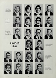 Andrew Lewis High School - Pioneer Yearbook (Salem, VA) online yearbook collection, 1963 Edition, Page 56