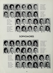 Andrew Lewis High School - Pioneer Yearbook (Salem, VA) online yearbook collection, 1963 Edition, Page 62