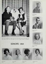 Andrew Lewis High School - Pioneer Yearbook (Salem, VA) online yearbook collection, 1964 Edition, Page 39 of 216