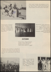 Page 11, 1951 Edition, Andrews High School - Mustang Yearbook (Andrews, TX) online yearbook collection