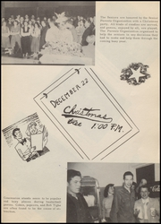 Page 15, 1951 Edition, Andrews High School - Mustang Yearbook (Andrews, TX) online yearbook collection