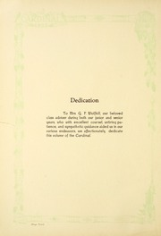 Page 12, 1930 Edition, Andrews University - Cardinal Yearbook (Berrien Springs, MI) online yearbook collection