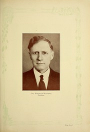 Page 17, 1930 Edition, Andrews University - Cardinal Yearbook (Berrien Springs, MI) online yearbook collection