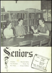 Page 11, 1955 Edition, Angelica Central School - Echo Yearbook (Angelica, NY) online yearbook collection