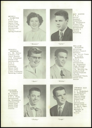 Page 12, 1955 Edition, Angelica Central School - Echo Yearbook (Angelica, NY) online yearbook collection