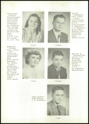 Page 14, 1955 Edition, Angelica Central School - Echo Yearbook (Angelica, NY) online yearbook collection