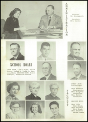 Page 8, 1955 Edition, Angelica Central School - Echo Yearbook (Angelica, NY) online yearbook collection