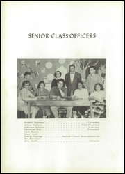Angelica Central School - Echo Yearbook (Angelica, NY) online yearbook collection, 1958 Edition, Page 16