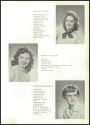 Angelica Central School - Echo Yearbook (Angelica, NY) online yearbook collection, 1958 Edition, Page 17 of 72